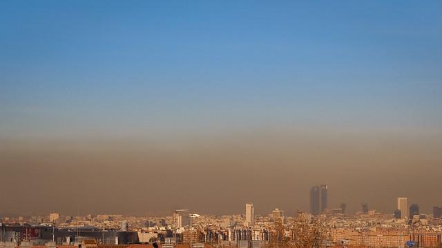 Contaminación de las calderas