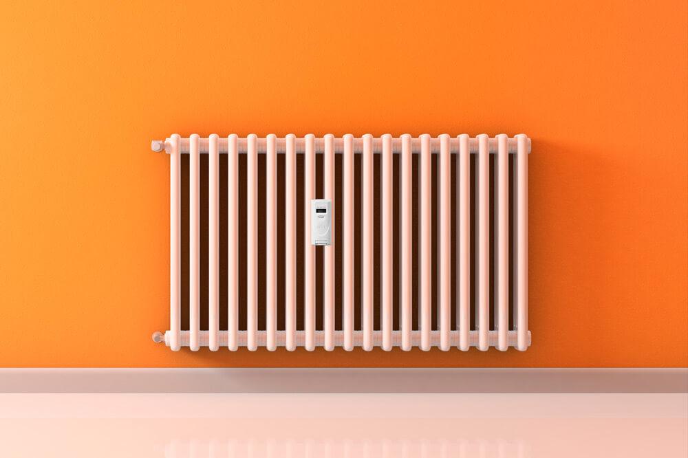 Medición de la calefaccion
