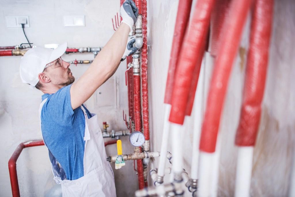 Limpiar el circuito de calefacción
